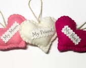 Custom Listing for 32 x Personalised Hearts