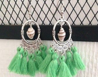 WAVES - earrings