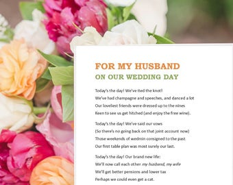 Bespoke poem/speech by email, special occasion poem, custom wedding speech (up to 50 lines), personalised verse, custom poem, unique gift