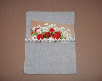 Cloth Gift Envelope * Linen Gift Envelope * Wedding Gift Envelope * Money Envelope * Gift Wrap * Decorative Linen Envelope