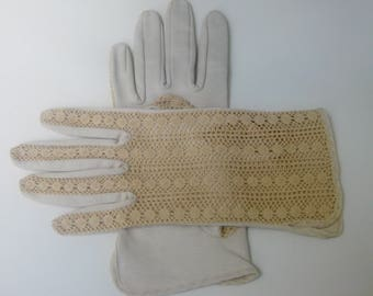 Noble Old Lace Gloves