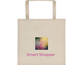 Smart Shopper Tote bag
