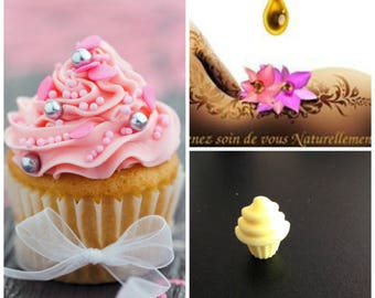 cup cake candy scent SOAP or a random