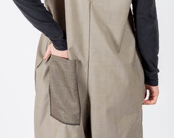 Suit MoD. Licorice/Beige