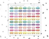 70 Car Stickers - MI 0016