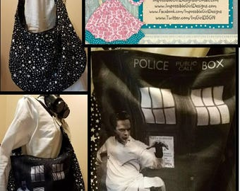 Doctor Horrible Doctor Who Tardis Purse