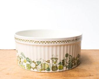 Figgjo Market, Large Soufflé Dish or Bowl