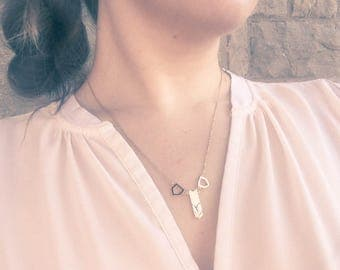 Dainty V necklace, V shaped jewelry, Chevron V necklace, Silver chevron necklace, Minimalist V necklace, Chevron jewelry, Silver V necklace