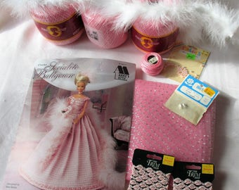 Annie's Attic Crochet Kit -  Socialite Ballgown #870617