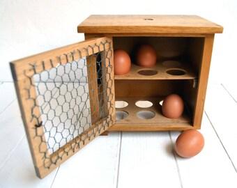 Egg cabinet | Etsy