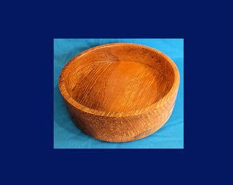 A highly figured  Beech wood Bowl  - SALE ITEM