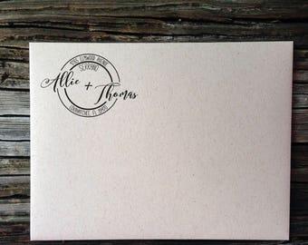 Personalized, Custom Address Label, Wedding Labels, Personalized Address Labels, Calligraphy Return Address Labels, Wedding Labels