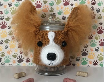 Papillon, Dog Treat Jar, Papillon Puppies, Crazy Dog Lady, Doggy Mom, My Kids Have Paws, Gifts For Dog People, Dog Mommy, Pure Breed Dog