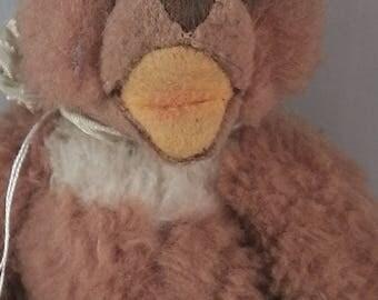 """Vintage Teddy bear """"COSY"""" Steiff #8  circa 1960s"""