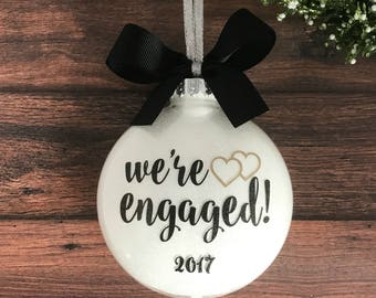Gay Engagement Gift, Gay Engagement Ornament, Lesbian Engagement Gift, Gay Marriage Gift, Lesbian Wedding Gift, Gay Wedding Gift, Gay Couple