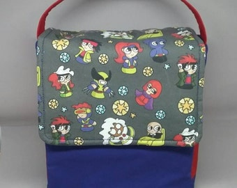 Insulated Lunch Bag, X-Bits