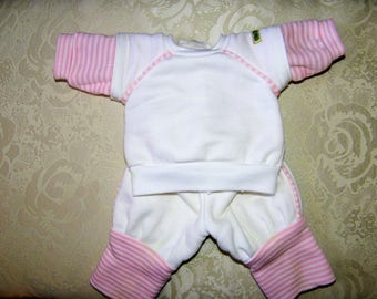 Vintage Jesmar Cabbage Patch Kid Doll Sweats~ Clothing/Outfit