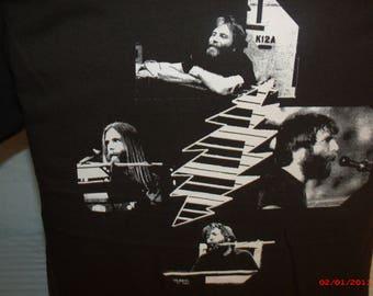 """Mens Grateful Dead Shirt. Grateful Dead Shirt. Brent Mydland """"Just a Little Light"""" T shirt in Brown."""