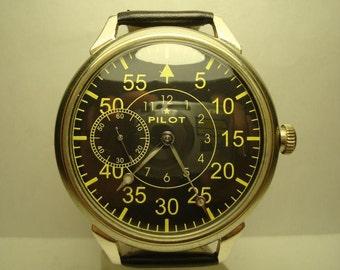 Men's Vintage Watch | Molnija Watch | Soviet Watch | Molnia Watch | Analog  Watch | Vintage Watch | Watch Gift | Gift for Men |