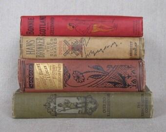 Antique Book Bundle