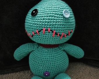 Crochet Scrump (PATTERN ONLY)