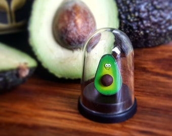 The Pet Avocado, vegan, vegan gift, birthday gift, avocado gift, mothers day gift, miniature avocado, small gift, cute gift, avocado lover
