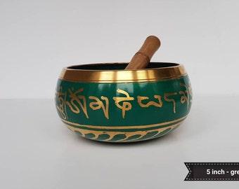 Singing Bowls for Meditation And Healing, Tibetan mediation bowls
