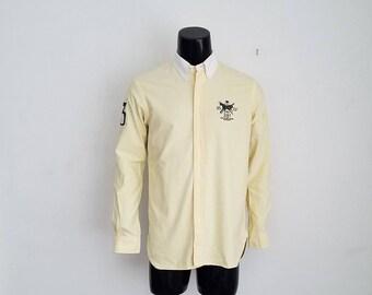 Ralph Lauren Polo Button Up Sz. M