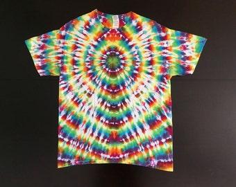Tie-Dye Trippy Shirt - Large