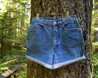 Vintage Lawman Highwaisted Shorts