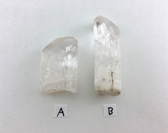 Soft Pink Danburite Crystal for Self Love and Connection to Divine