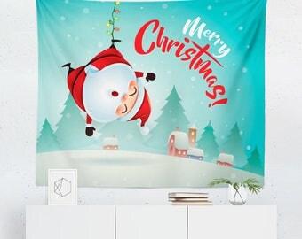 Christmas Wall Décor | Christmas Tapestry | Christmas Wall Tapestry | Christmas Wall Art | Christmas Tapestries | Christmas Decoration