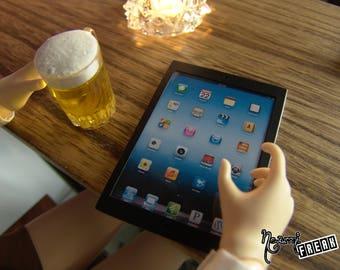 Tablet for BJD SD-Dollfie Dream-Smart Doll-Re ment