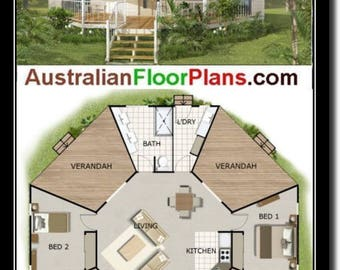 House plans home d cor australian home by for Tiny house payment plan