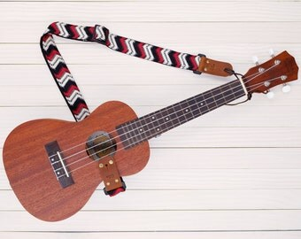 Trio Ukulele Strap 3 in 1