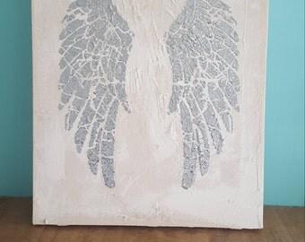Angel Wings Canvas