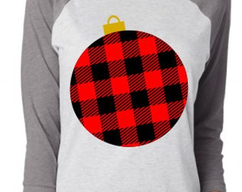 Plaid Svg; Buffalo Plaid; Ornament Svg; Ornament; Digital Download; SVG; DXF; Christmas Svg; Christmas; Shirt Design; Cut File; Cricut;