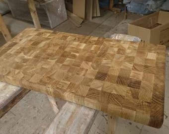 Cutting board End grain Chopping block Butcher block