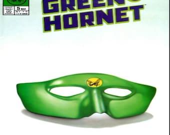 Green Hornet Now Comics