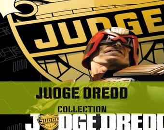 Judge Dredd Comics Collection