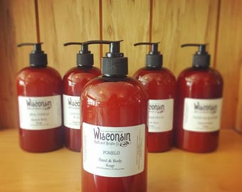 Hand & Body Soap from Wisconsin Candle Company