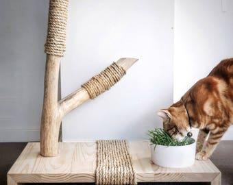 Cat furniture, cat scratcher, cat toy , cat center , cat grass , indoor tree, cat center, cat supplies