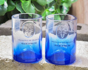 ciroc vodka gift shot glasses blue glass fun valentiness booze drunken drinking inspired gift ideas for cool groomsmen gifts valentines idea