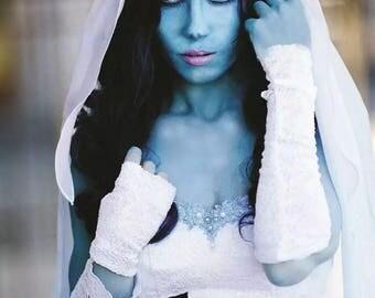 Corpse Bride Emily cosplay