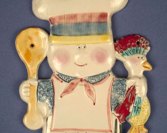 Adorable Chef Kitchen Decor
