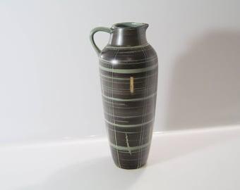 Beautiful vase by VEB Haldensleben, 4021 A, East Germany, GDR, DDR