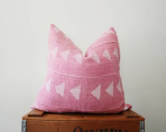 THE DERBY African Mud cloth Pillow Cover