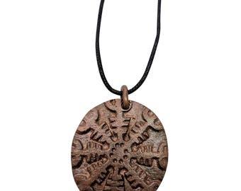 Ægishjálmr – Helm of Awe – Pendant
