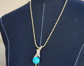 Military chain necklace