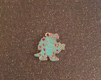 Monsters Inc. Sulley charm